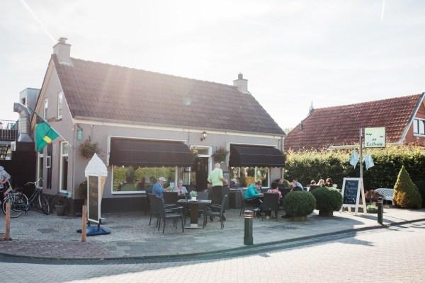 Eethuis Stap es In Donkerbroek Friesland