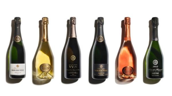 Champagne diner Zout en Citroen Oosterhout