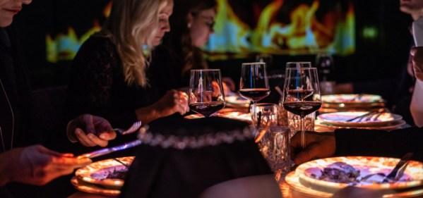 Dinnershow Hoshena Hotel New York Rotterdam