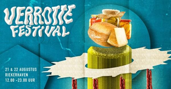 Het Verrotte Festival Amsterdam