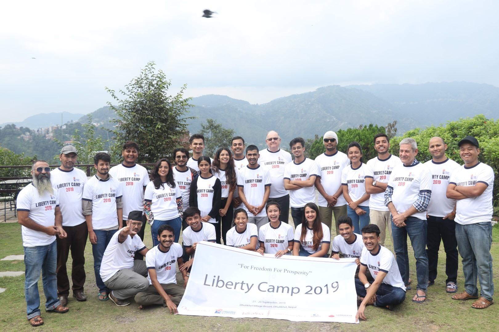 Liberty Camp Nepal 2019