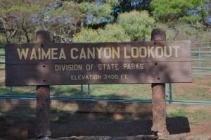 Kaua'i Waimea Canyon