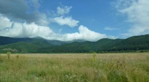 Views from Bulgaria - Balkan Range