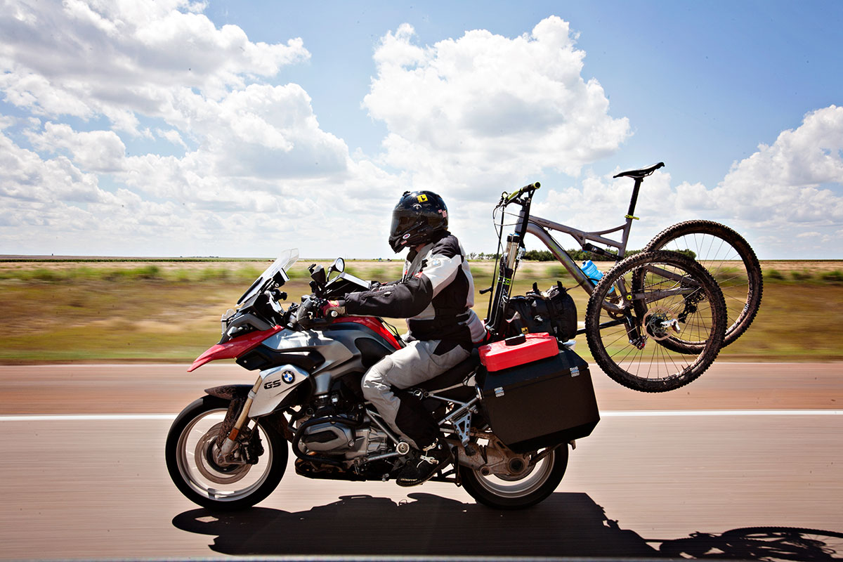 Mountain Bikes Carrier For Motorcycles An Impressive Story