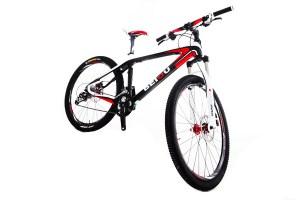 Carbon frame mountain bike - Beiou bike
