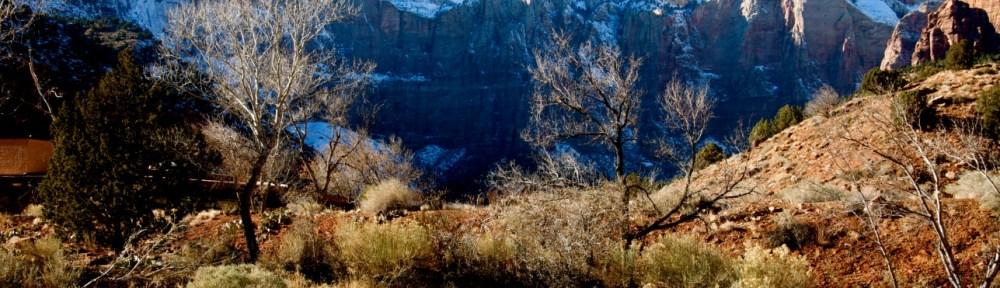 Utah-Zion-Park