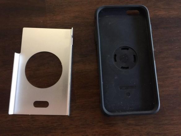 iPhone 6 6S Plus Mountcase with Armor guard Tigra