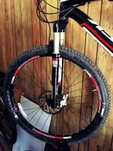 Trek Bontrager Mustang Mountain Bike 29-inch Tubeless Wheels