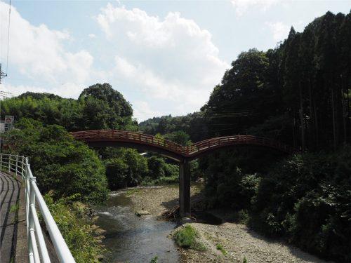 養老渓谷 橋