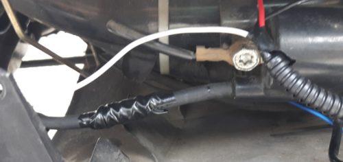 タコメーター パルス信号 プラグ イグニッションコイル