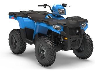 Polaris Sportsman 570 EPS Velocity Blue