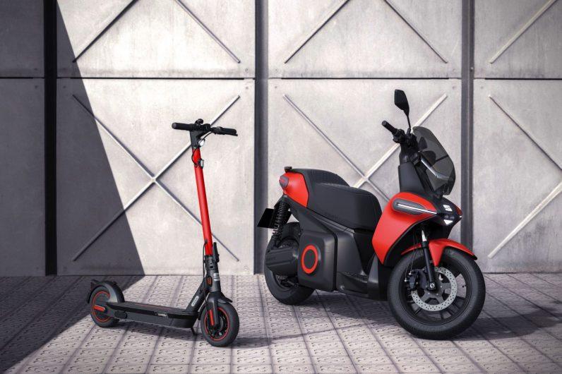 elektricky-skutr-SEAT-e-Scooter-a elektricka-kolobezka-SEAT e-Kickscooter