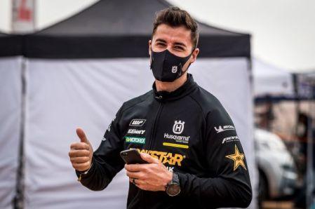 Pela Renet - Rockstar Energy Husqvarna Factory Racing