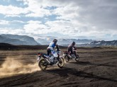 Honda's iconic Africa Twin and Africa Twin Adventure Sport receive striking new looks and updates for 2022.