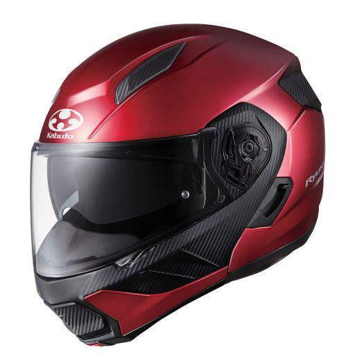 OGK KABUTO představuje lehkou, pohodlnou a vysoce specifickou systémovou helmu nové generace RYUKI