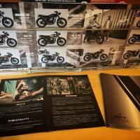 カタログ入荷 / Mutt静岡 / マットモーターサイクルズ / Mutt motorcycles / GT-AXEL 静岡