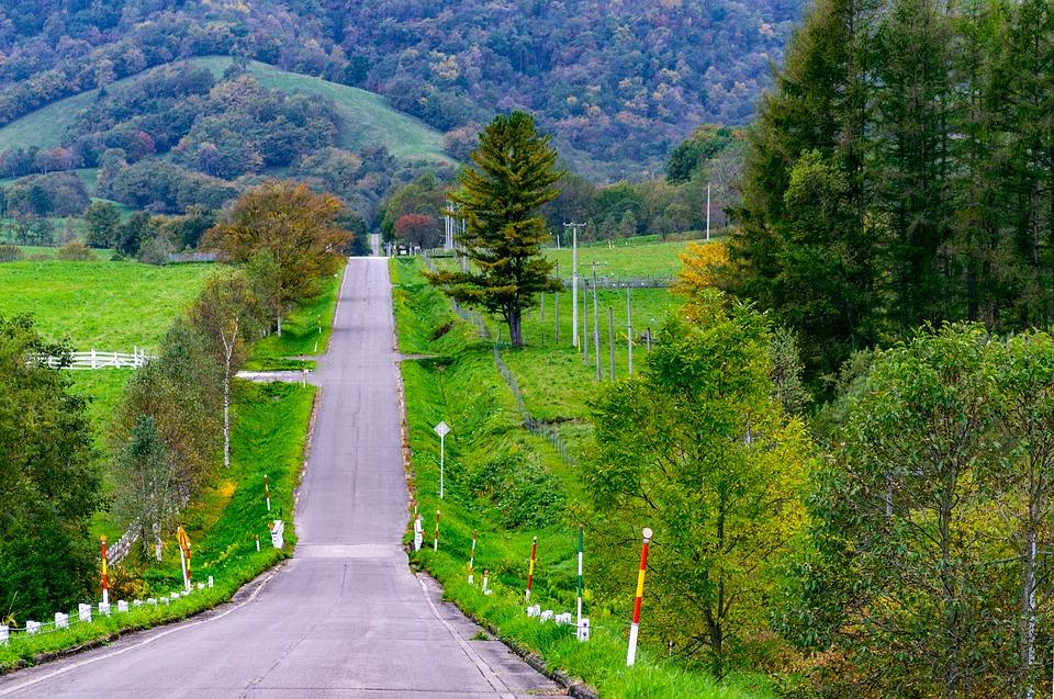 北海道 道路