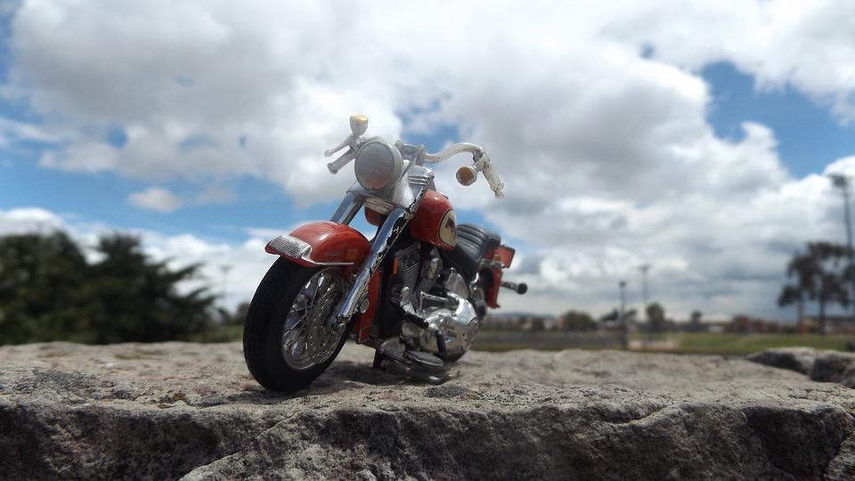 空 南国 アメリカンバイク オートバイ