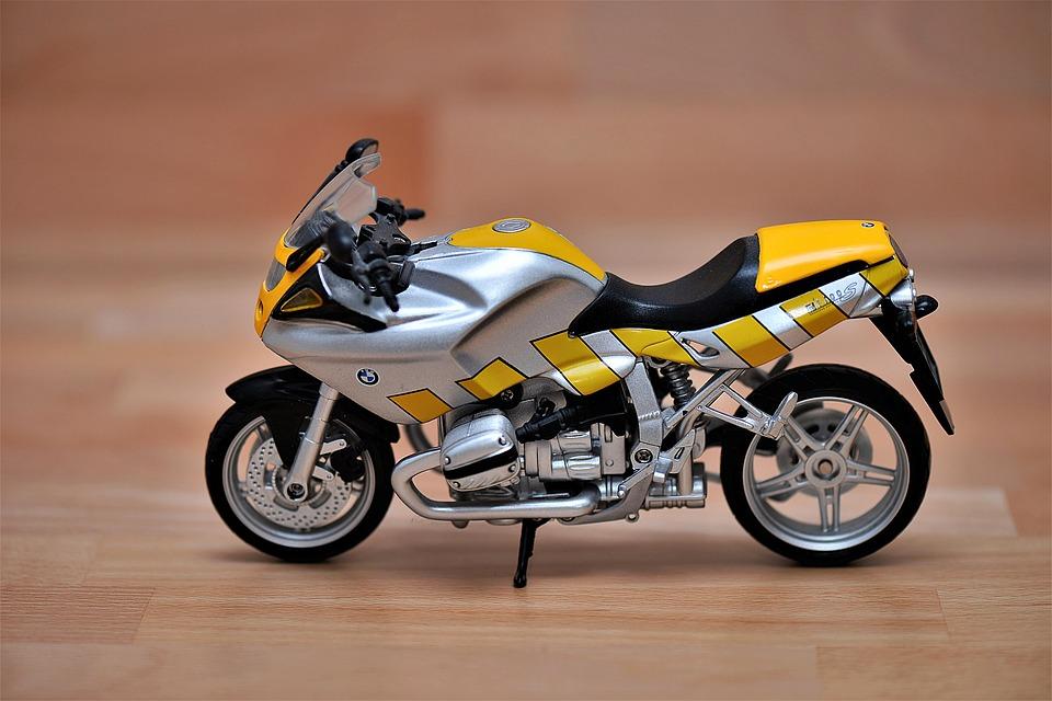 オートバイ モデル Bmwの 二輪車 自転車