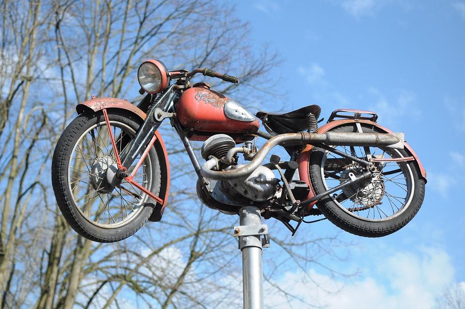 オートバイ ホイール トランスポート バイク