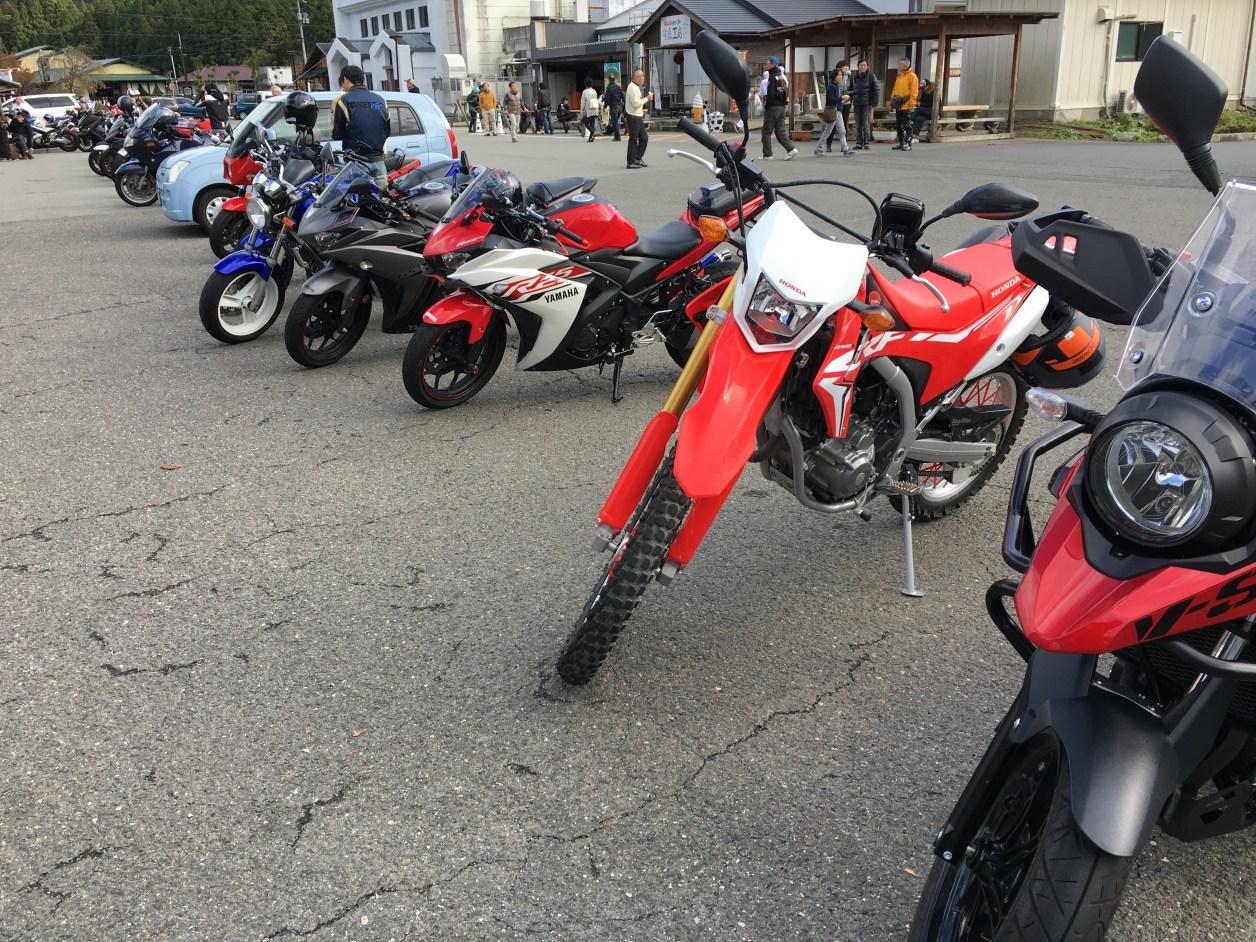 京都府南丹市美山町 美山ふれあい広場 バイク オートバイ ツーリング