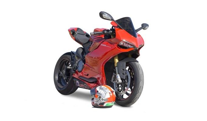 ドゥカティ スーパーバイク1199パニガーレS