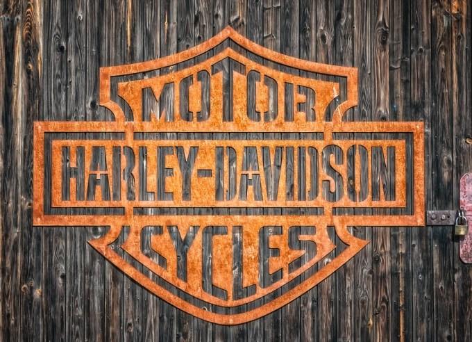 ハーレーダビッドソン オートバイ ハーレー アメリカ エンブレム ブランド 自由 高級