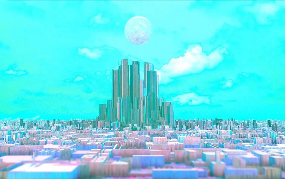 未来都市 次世代モビリティ 乗り物