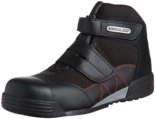 [ミドリ安全] 安全作業靴 JSAA認定 建設業向け マジックタイプ プロスニーカー MPC525 メンズ
