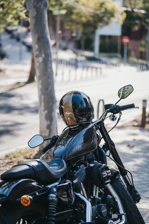 ハーレー ヘルメット