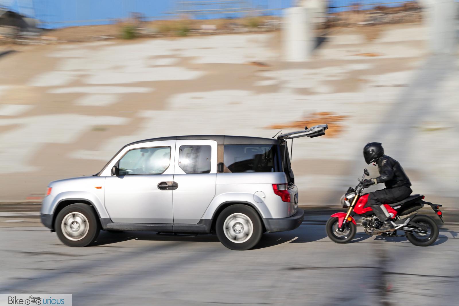 Honda Grom Review >> Bike Review Honda Grom Bike Urious