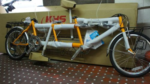 KHS T20開箱