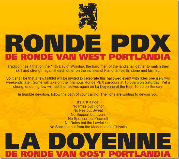 RondePDX