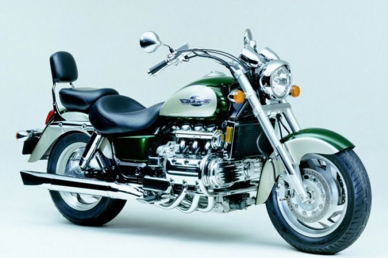 Honda F6c Valkyrie Motorcycles Photos