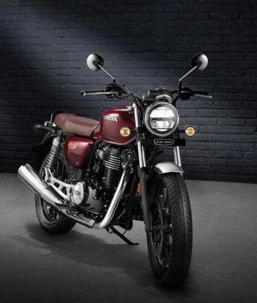 Honda CB350 04