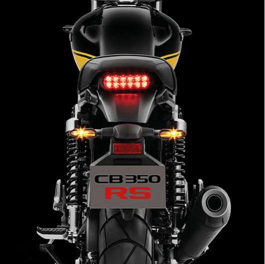 Honda CB350RS 07