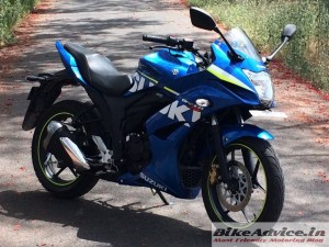 Suzuki Gixxer SF Road Test, Review, Fuel Efficiency, Top