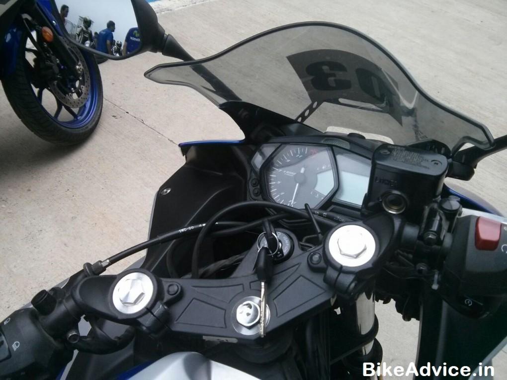 Yamaha R3 Led Lights