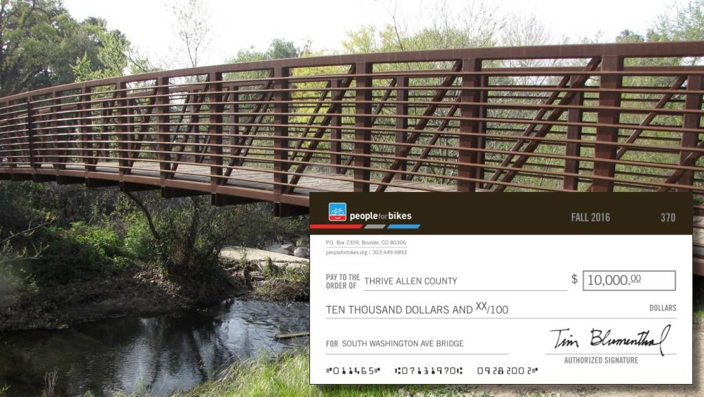 Iola Awarded Grant for King of Trails Bridge