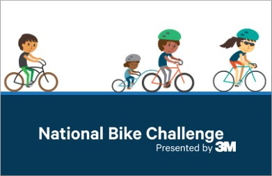 National Bike Challenge: July 2017