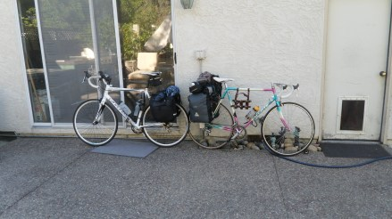 Loaded cycles