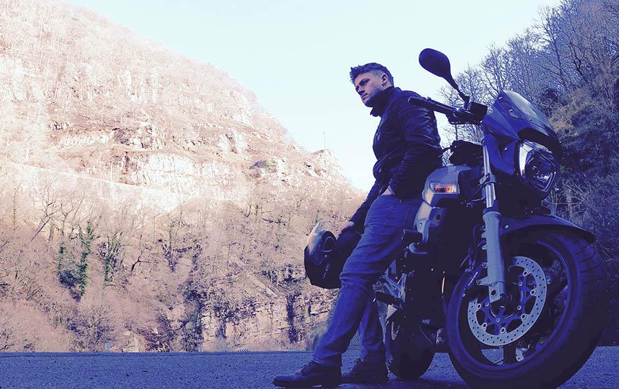 Motorbiking Spain