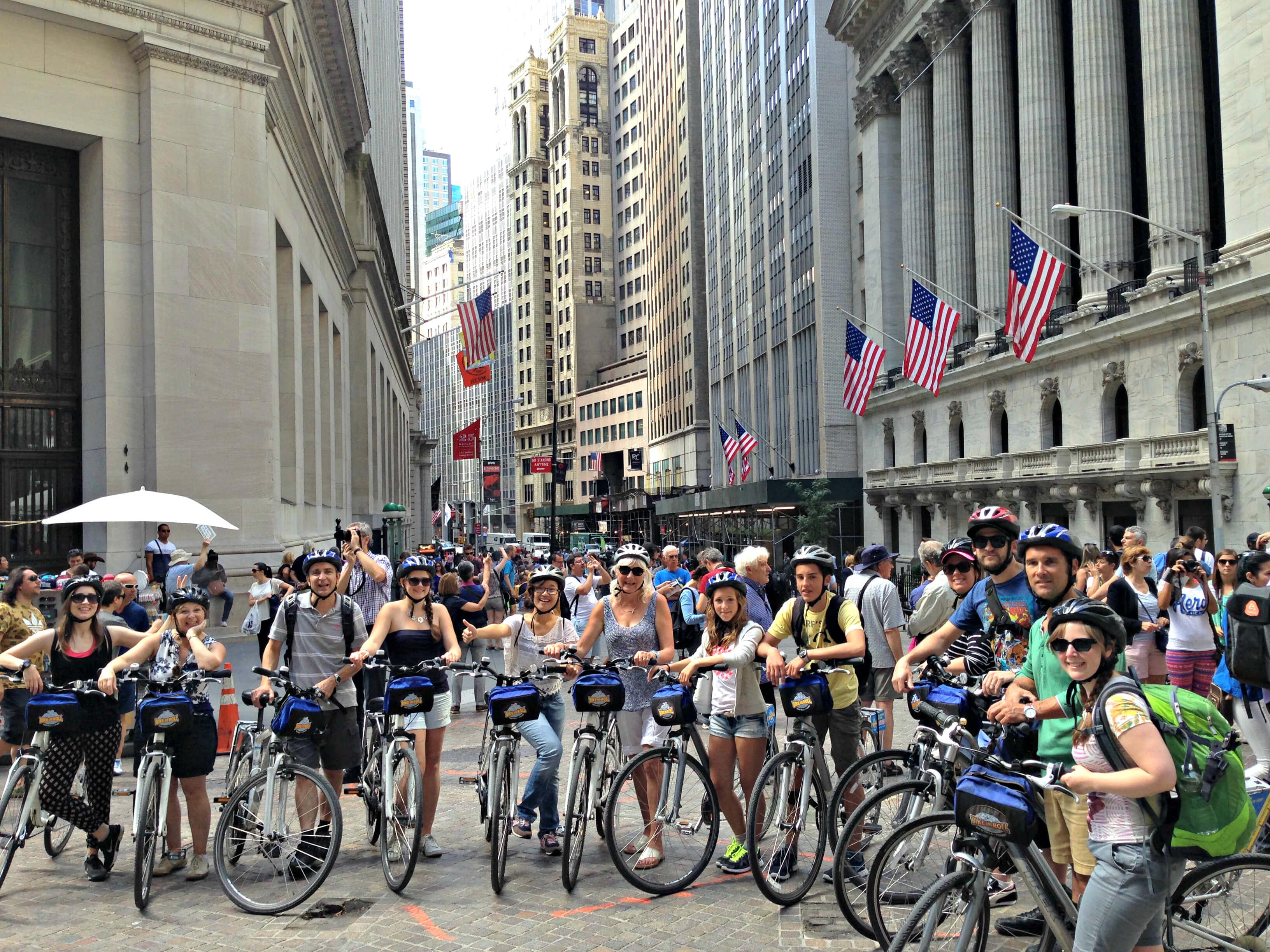 Bike the Brooklyn Bridge 6