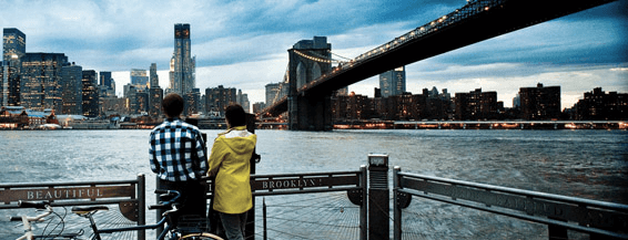 Rent a bike in New York City and explore the Big Apple from a unique perspective