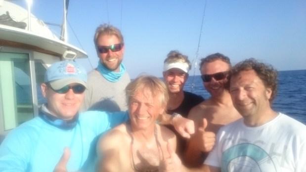 Ibiza 2017 Fisch und Meer
