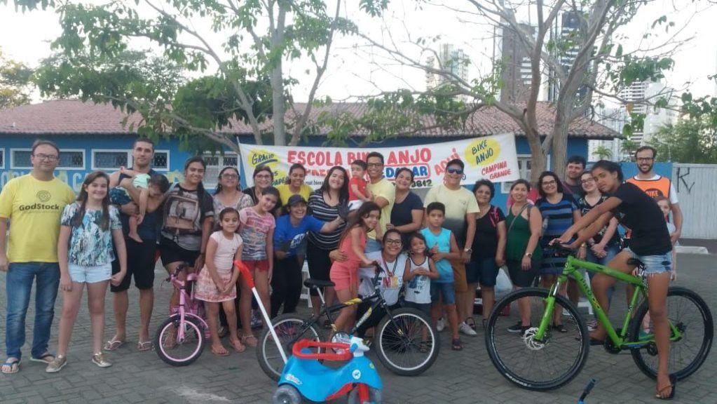 EBÃO | Bike Anjo Campina Grande, PB