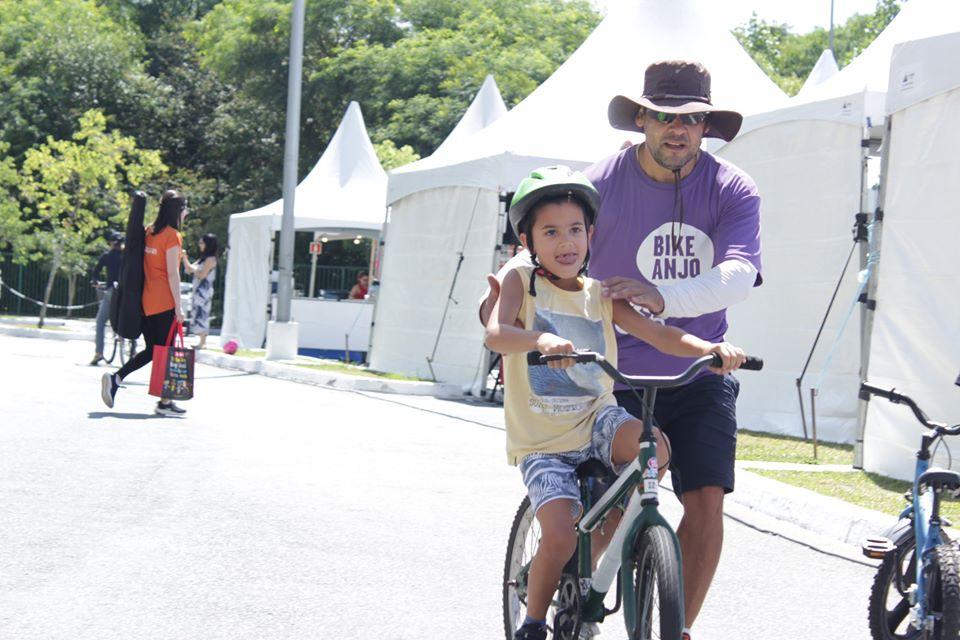 EBA no Sunday Funday, Bike Anjo Curtiba