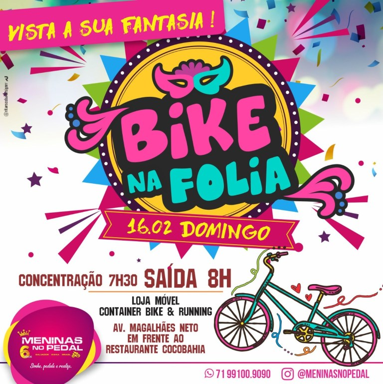 Bike Na Folia