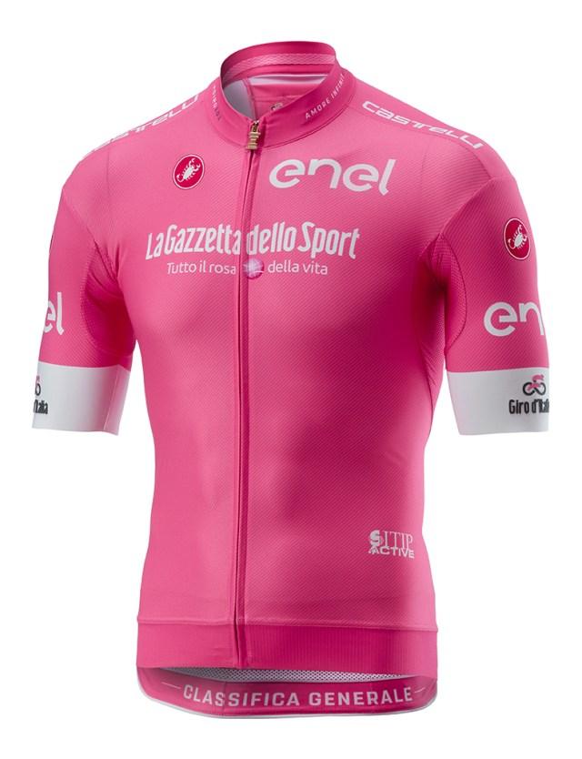 Camisa Rosa Giro 2018