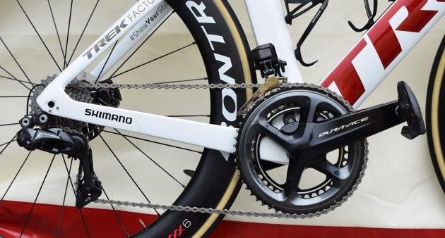 A Trek Madone Disc de John Degenkolb de Tour de France 2018 (2)